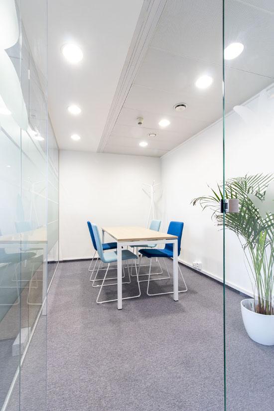 Kanceláře firmy Amper Holding