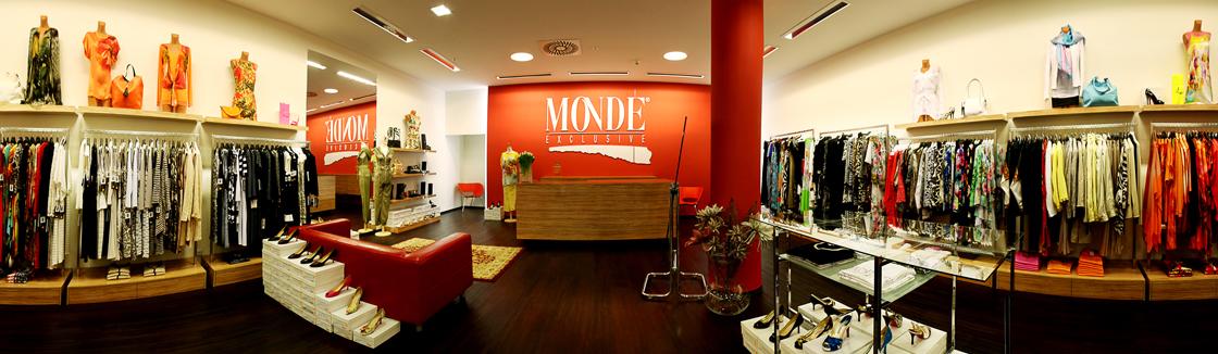Prodejna Monde Exclusive