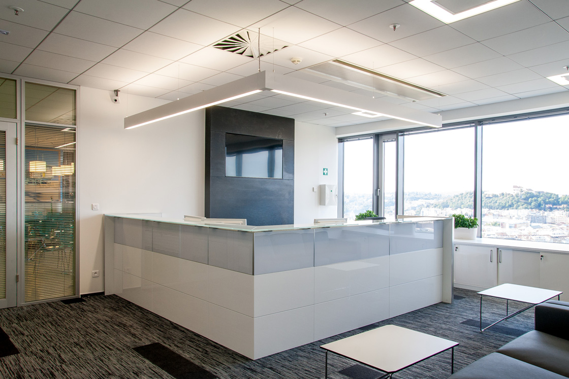 Offices of Atlas Copco