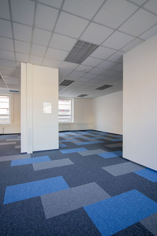 Nové kanceláře pro IT společnost v Zirkon Office Center